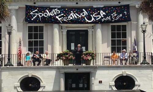 Mayor Riley opening his last Spoleto Festival as Charleston Mayor (Image 1)_9484
