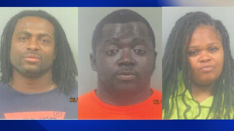 Suspects behind bars charged in connection to home invasions in Williamsburg County (Image 1)_9813