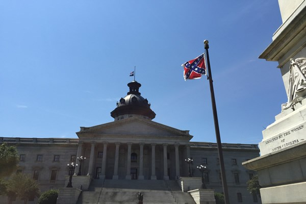 Charleston murders renew call to remove confederate flag from SC Statehouse (Image 1)_13598