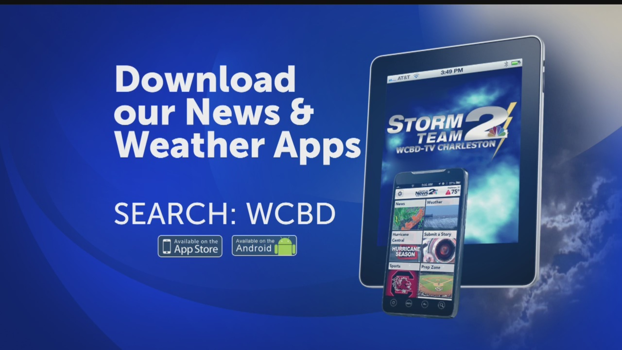Storm Team 2 and WCBD Apps_115051