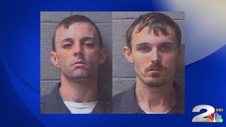 2 men arrested in connection to prescription drug thefts in Orangeburg County_124930