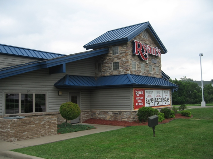 Ryan's restaurant in West Ashley closes down for good_121479