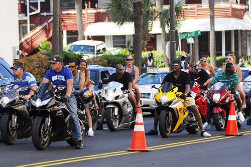 Myrtle Beach plans to have license plate readers at Bikefest_127360
