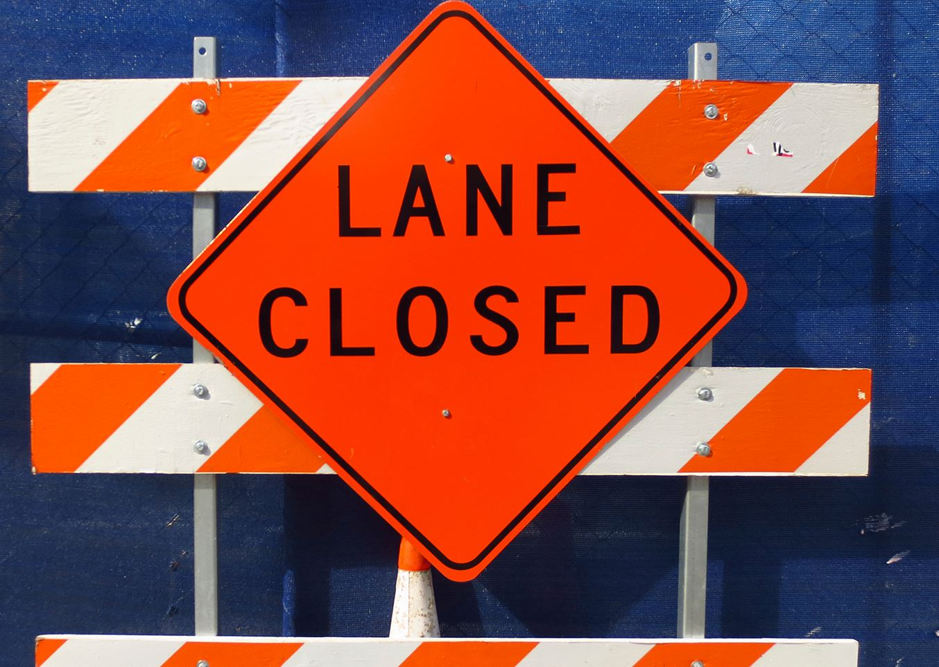Lane Closed_157668