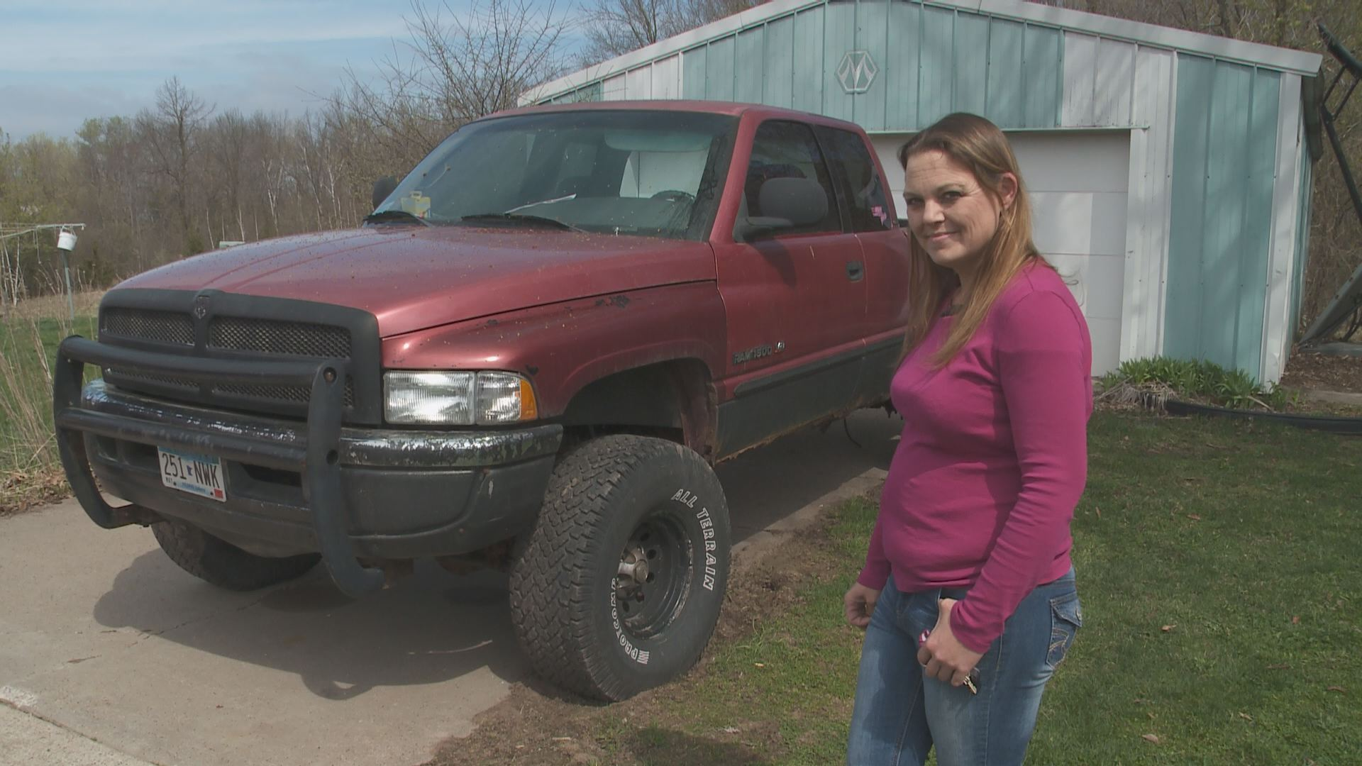 World S Meanest Mom Puts Daughter S Truck For Sale On Craigslist