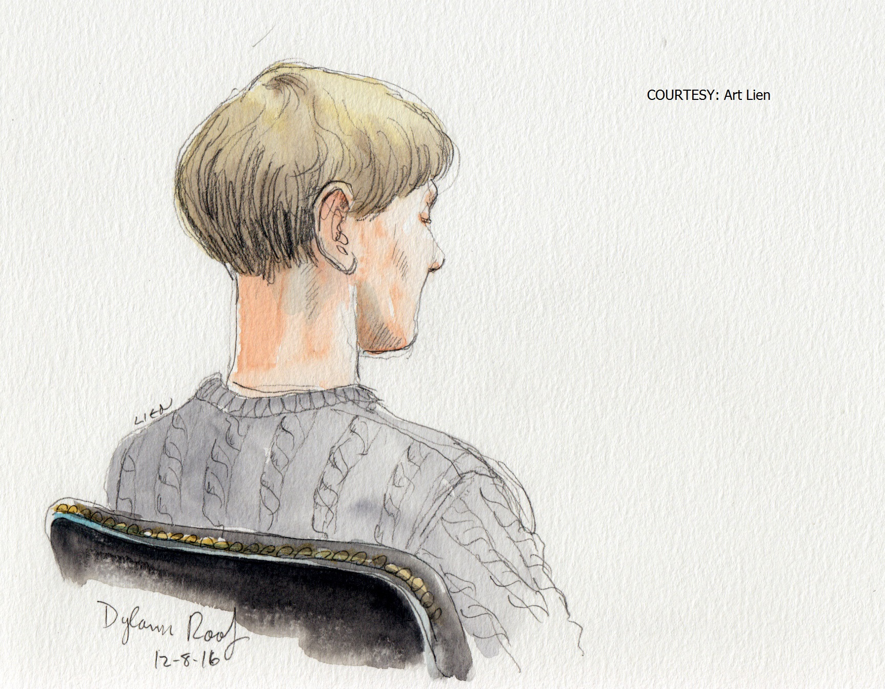 Dylann Roof Trial_263539