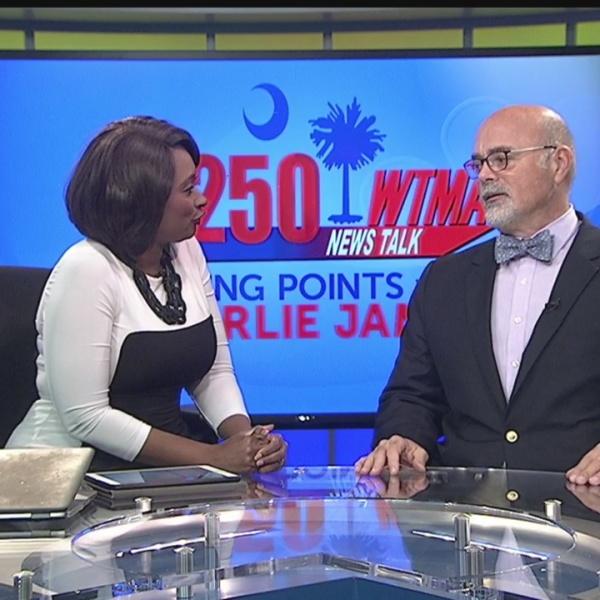 Talking Points with Charlie James (Jan. 6)