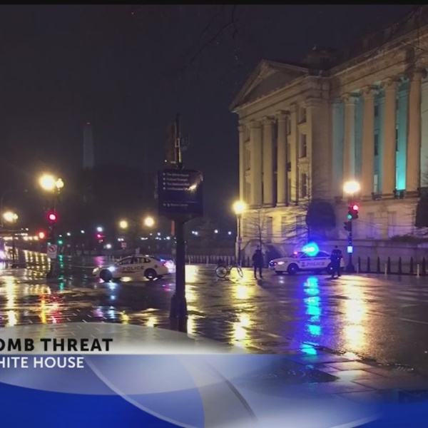 White House Bomb Threat