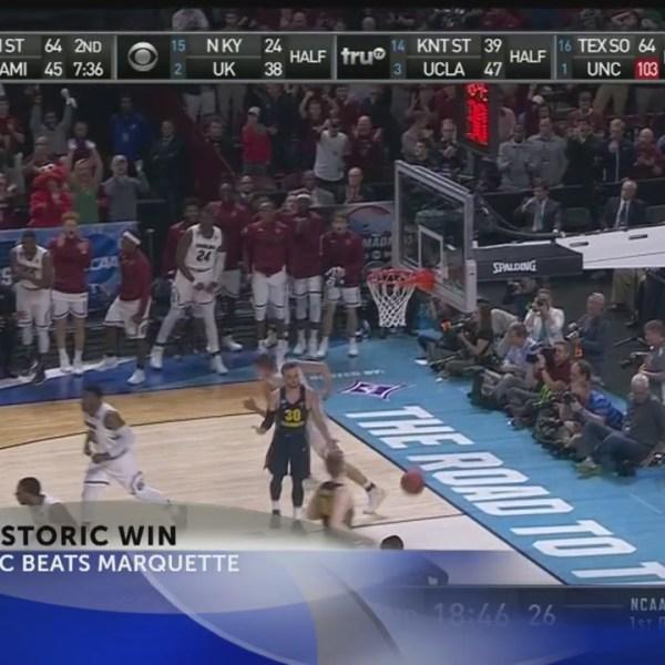 USC wins