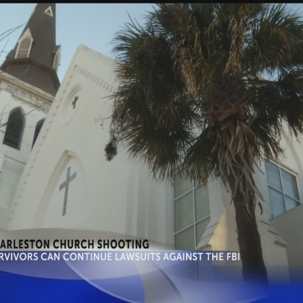 Judge: Charleston church survivors�۪ lawsuits can keep going