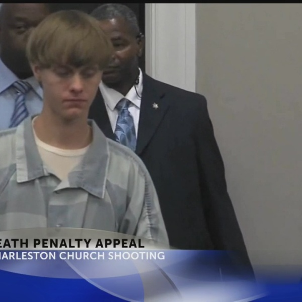Convicted church shooter Roof seeks to appeal