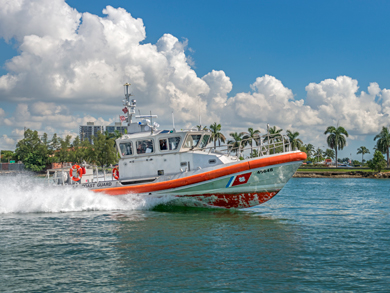 Coast Guard Searches For Missing Boaters 1 Mile Northeast Of Tybee Island