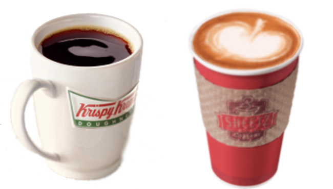 Krispy Kreme, Sheetz to offer free coffee for National Coffee Day_417316