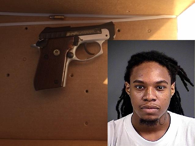 WCBD-Stolen handgun from Hanahan recovered in North Charleston_430859