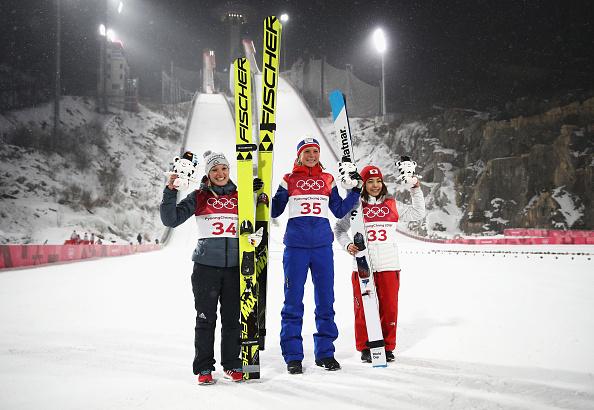 Ski Jumping – Winter Olympics Day 3_493315