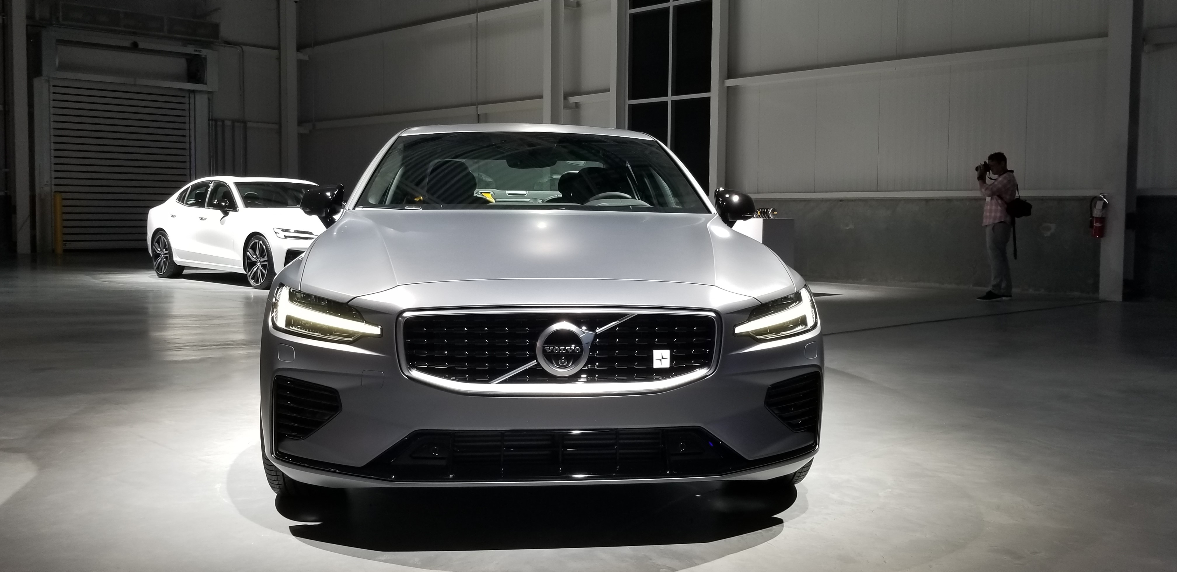 a4153d1fb15 Henry McMaster, Volvo CEO Hakan Samuelsson, Volvo Americas CEO Anders  Gustafsson, and Swedish Ambassador to the U.S. Karin Olofsdotter.