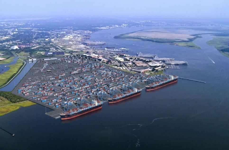 Port of Charleston_384818