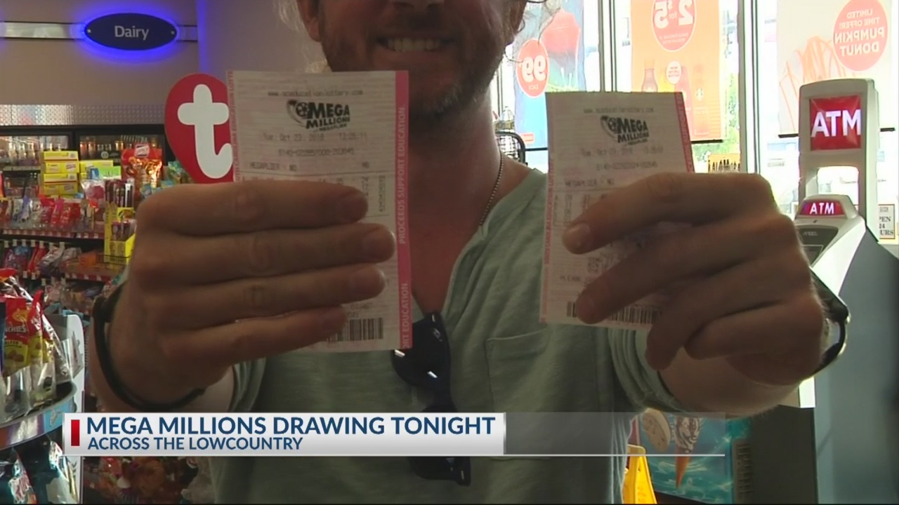 Drawing for largest-ever Mega Millions jackpot of $1.6 ...