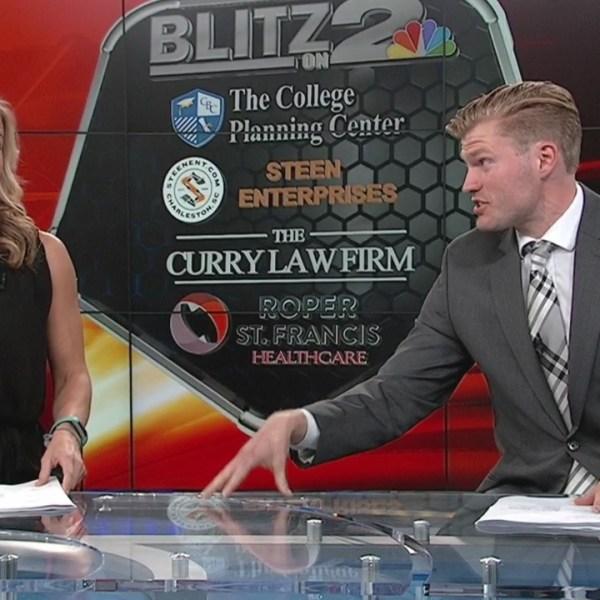 News 2 at 11 p.m.  blitz C