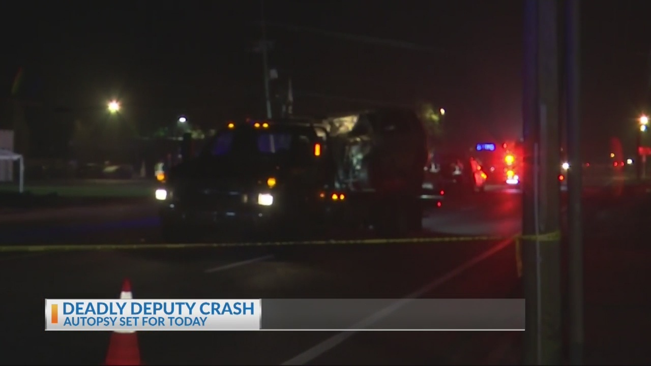 Autopsy set for victim of fatal crash with unmarked