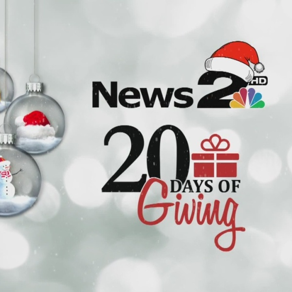 News 2 kicks-off 20 Days of Giving