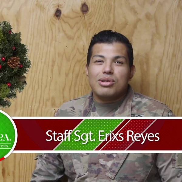 Holiday Heroes: Erixs Reyes