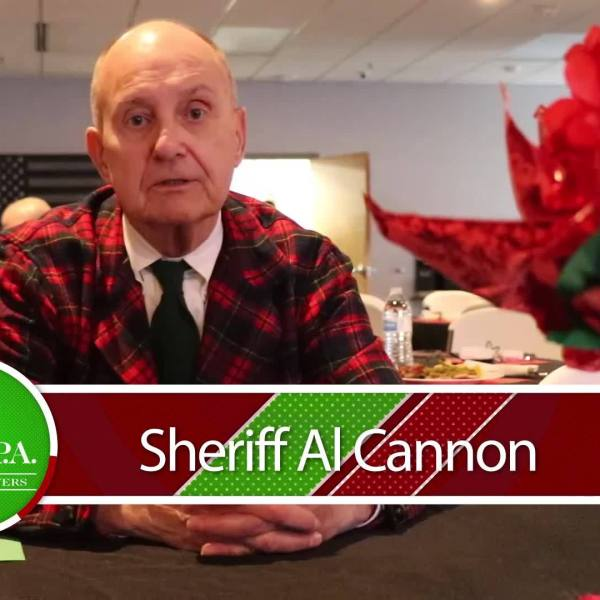 Holiday Heroes: Sheriff Al Cannon