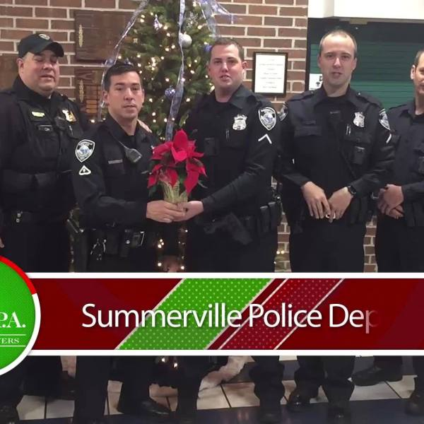 Holiday Heroes: Summerville PD 1