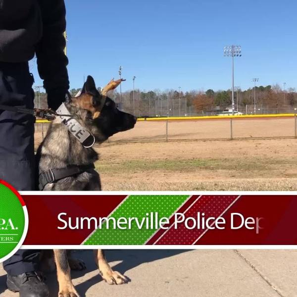 Holiday Heroes: Summerville Police Dept. 2