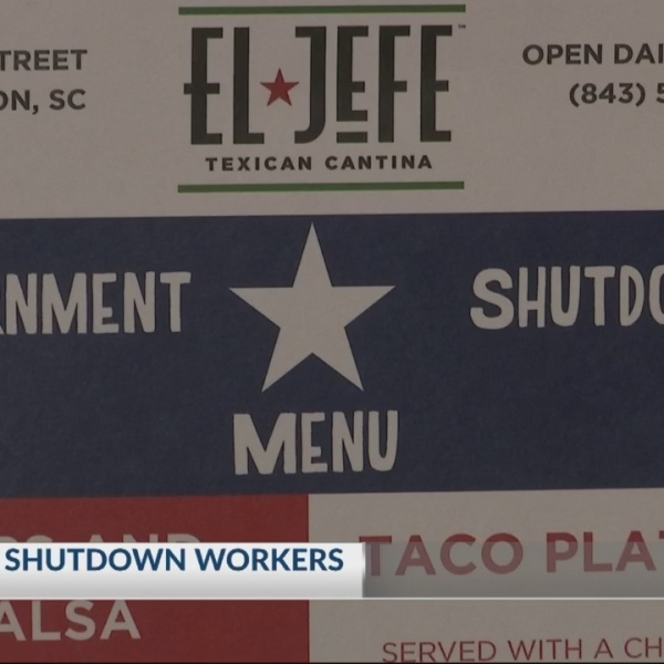 El Jefe offering help for shutdown workers