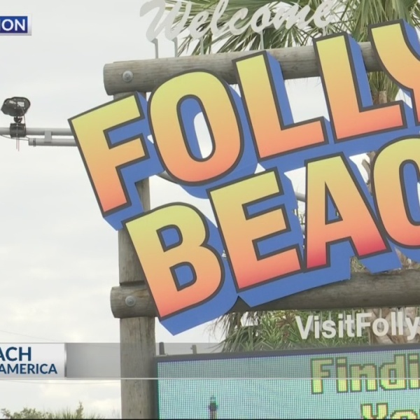 GOOD QUESTION: Why is Folly Beach known as the 'Edge of America'?