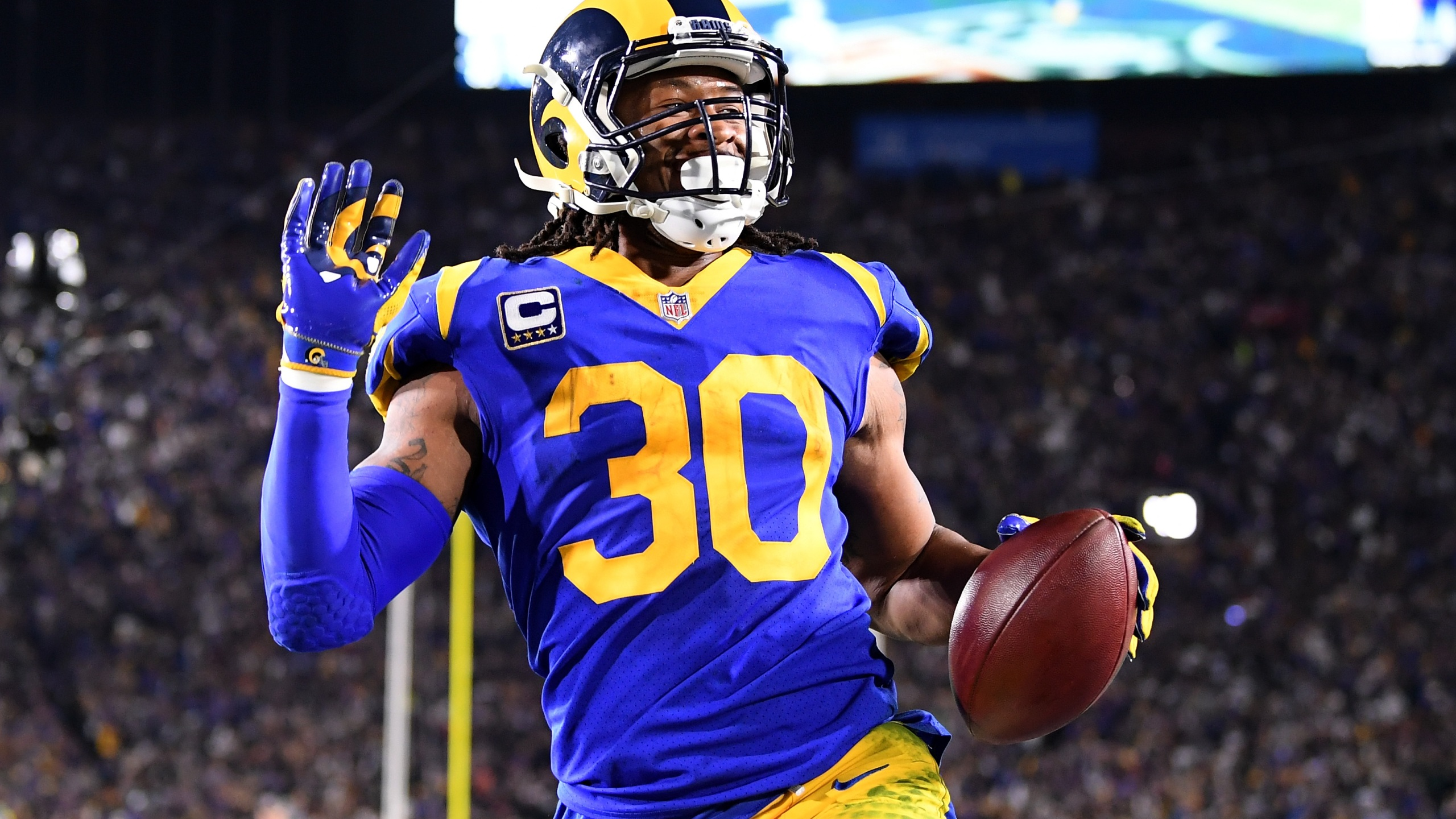 Rams Running Back Todd Gurley Never Forgot His North Carolina Roots