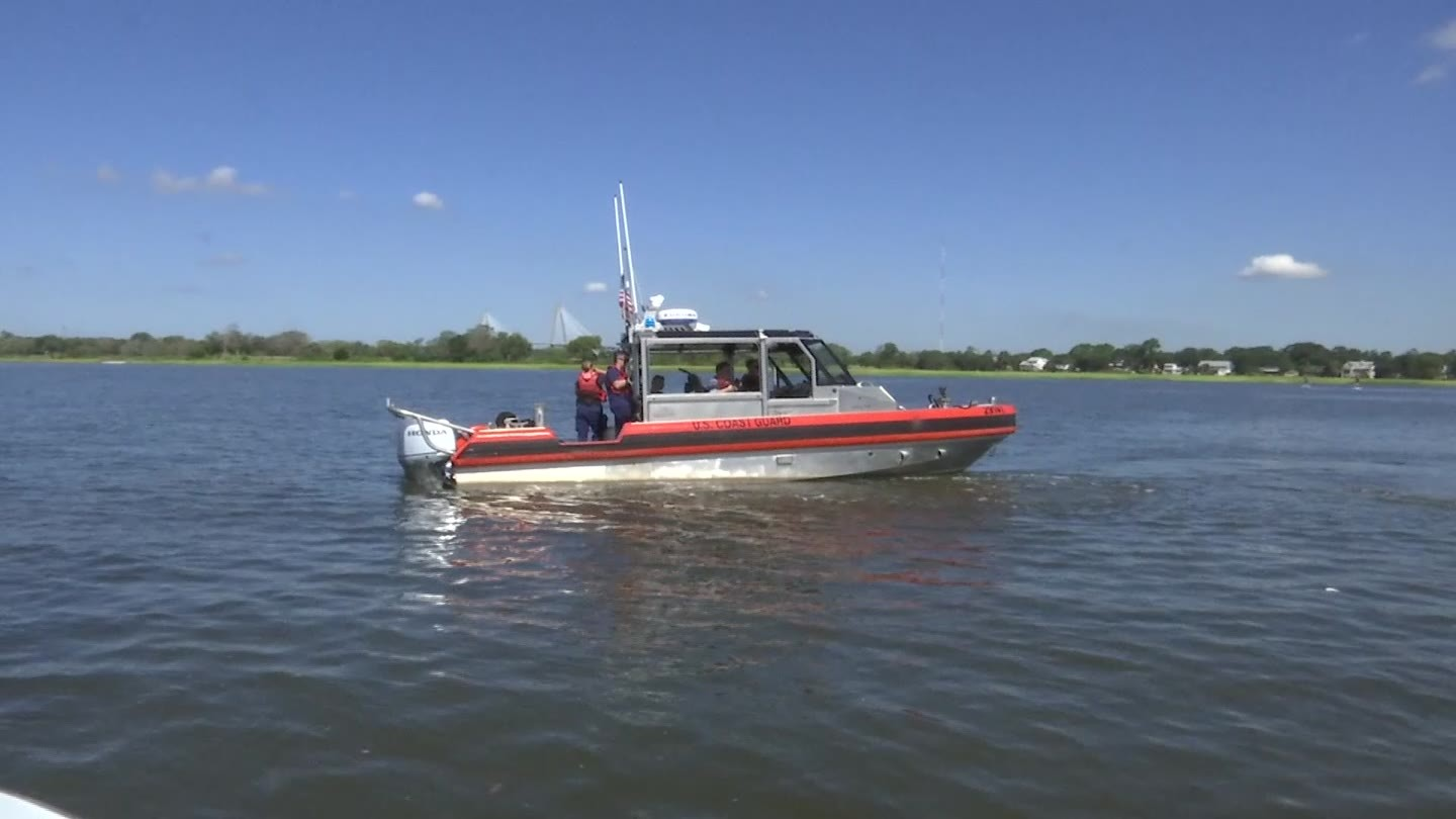 Help for Charleston Coast Guard members