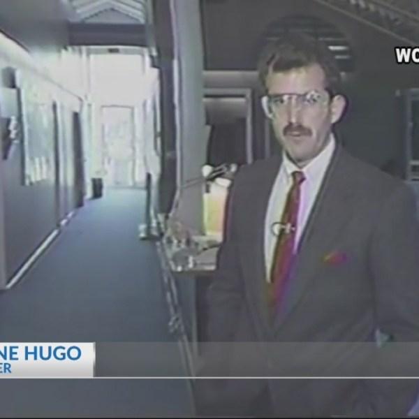 News 2 anchors remember Hurricane Hugo