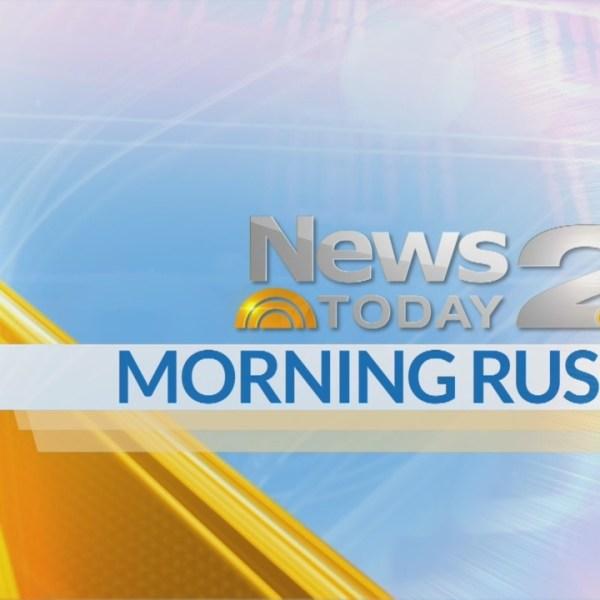 Friday's Morning Rush