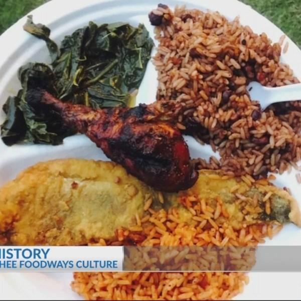 Gullah-Geechee food culture