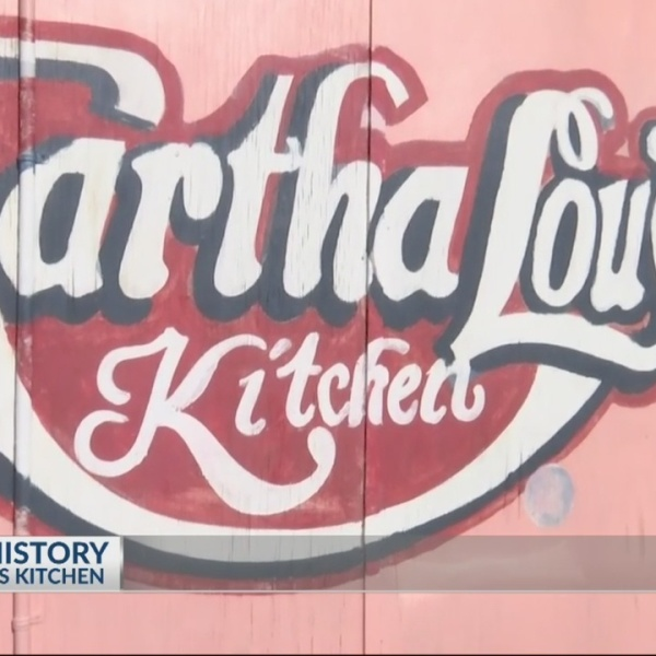 Hidden History: Martha Lou's Kitchen