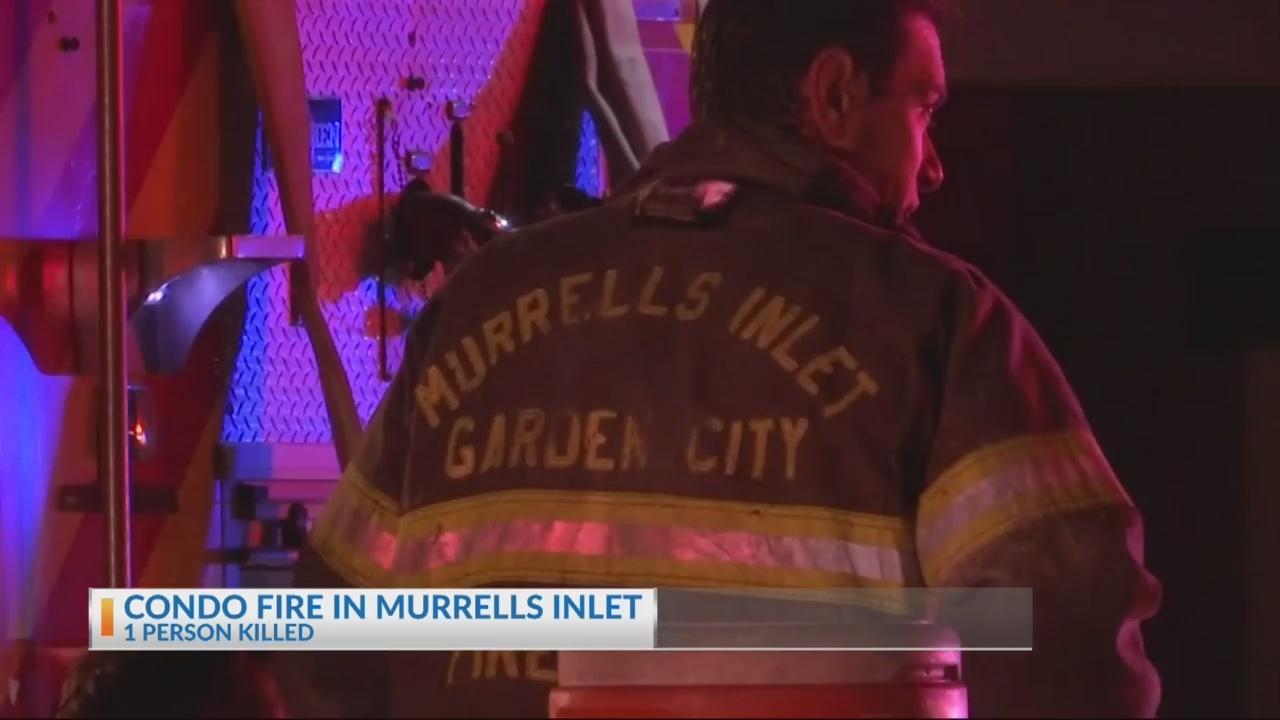 Murrells Inlet fatal fire