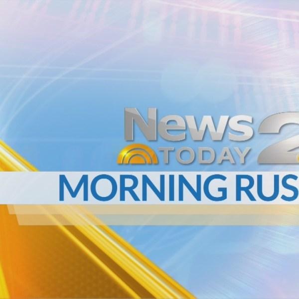Wednesday's Morning Rush