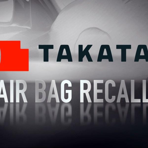 Takata Airbag Recall_117107