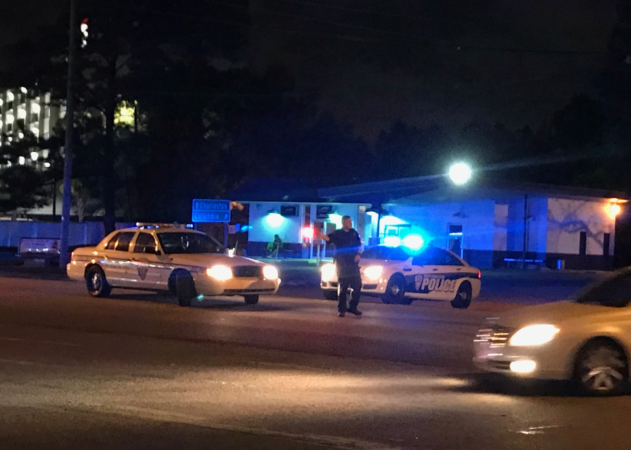 Reported Shooting, Dorchester Road 2