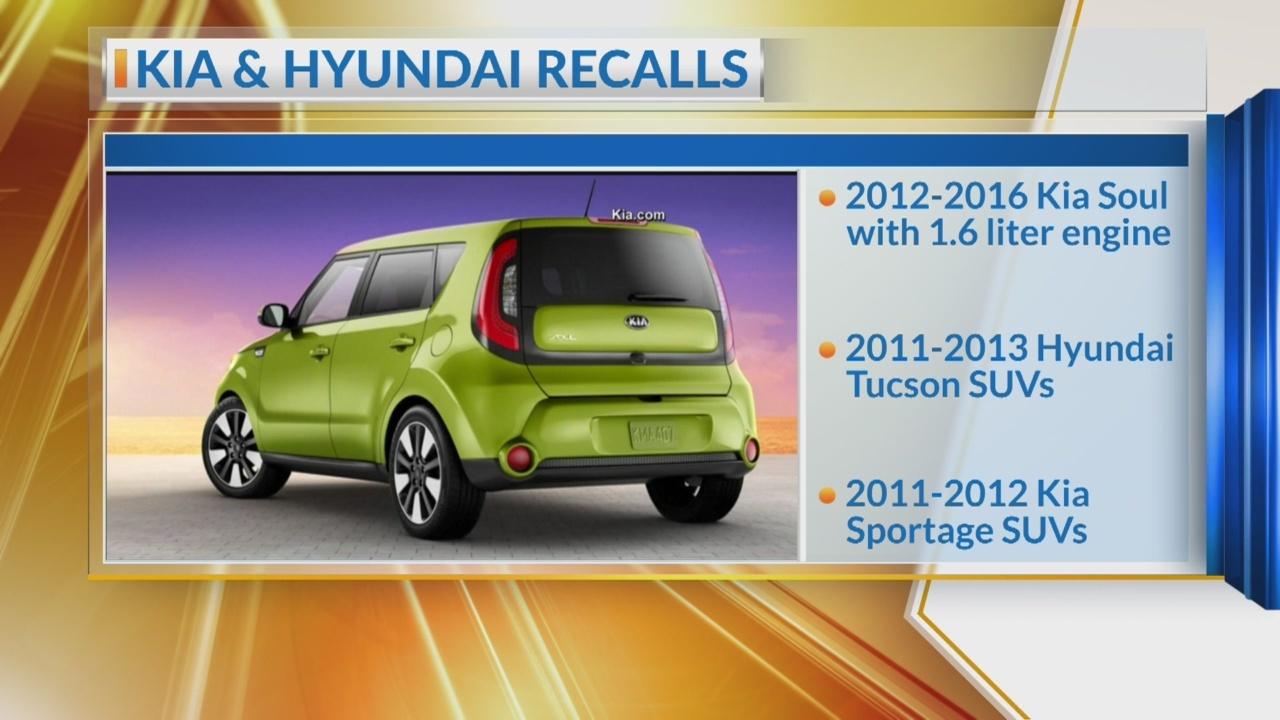2013 Kia Soul Recalls >> Hyundai Kia Recall Over 500k Vehicles As Fire Risk Spreads