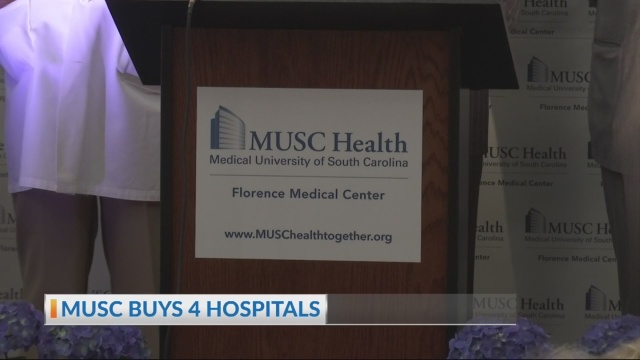 MUSC to expand service to rural areas of South Carolina