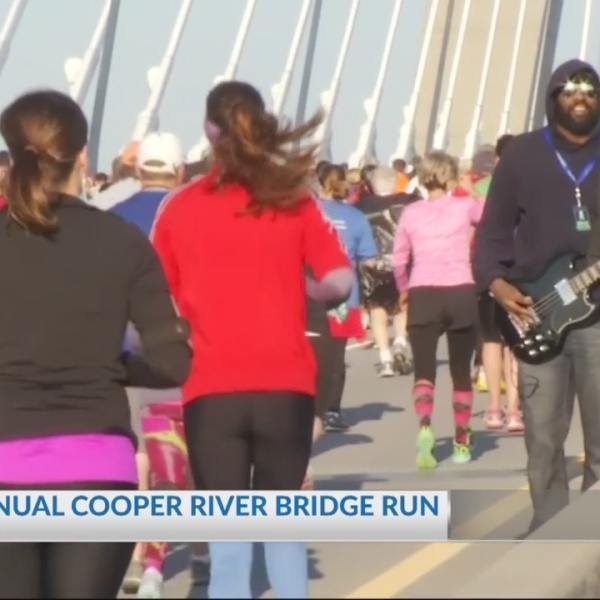 42nd annual Cooper River Bridge Run
