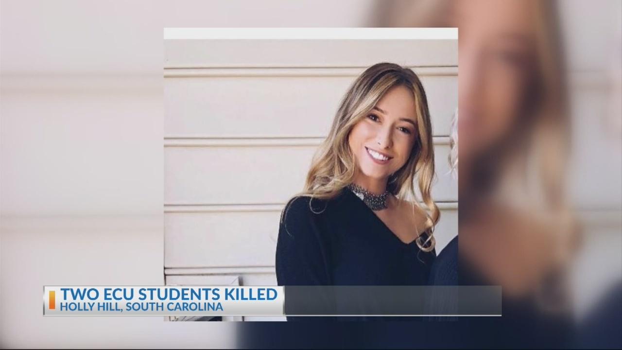 2 ECU students killed, 2 injured after crash in South Carolina