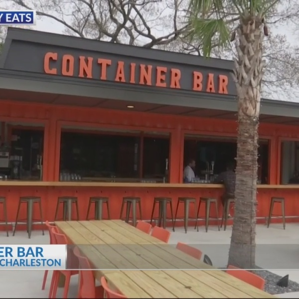 Lowcountry Eats: Container Bar