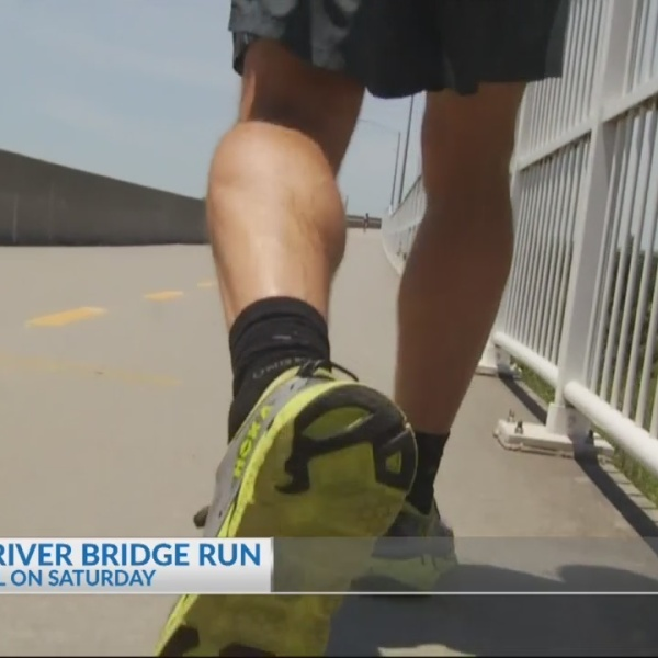 News 2 Today: Training for Bridge Run