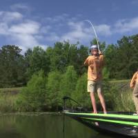 BERKELEY BASS FISHING TO NATIONALS