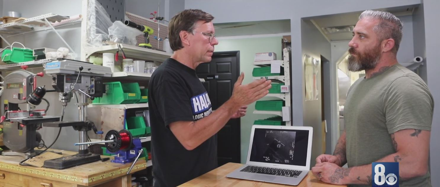 I-Team: A look at how Bob Lazar interviews match up with Pentagon's