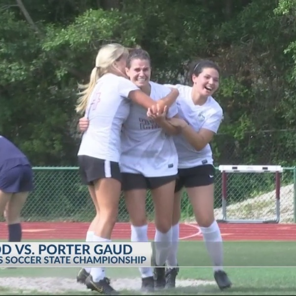 Girls soccer titles - BE and PG